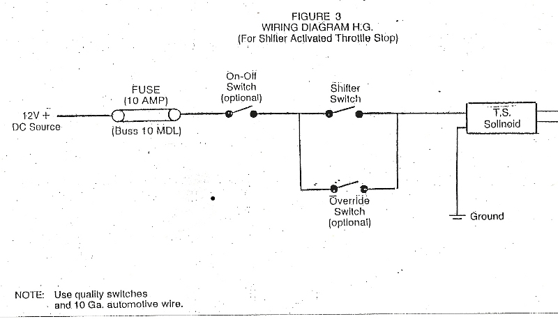 Tech on single phase reversing starter diagrams
